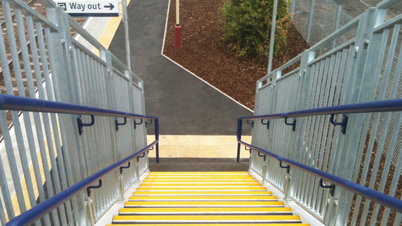 Station Refurbishments